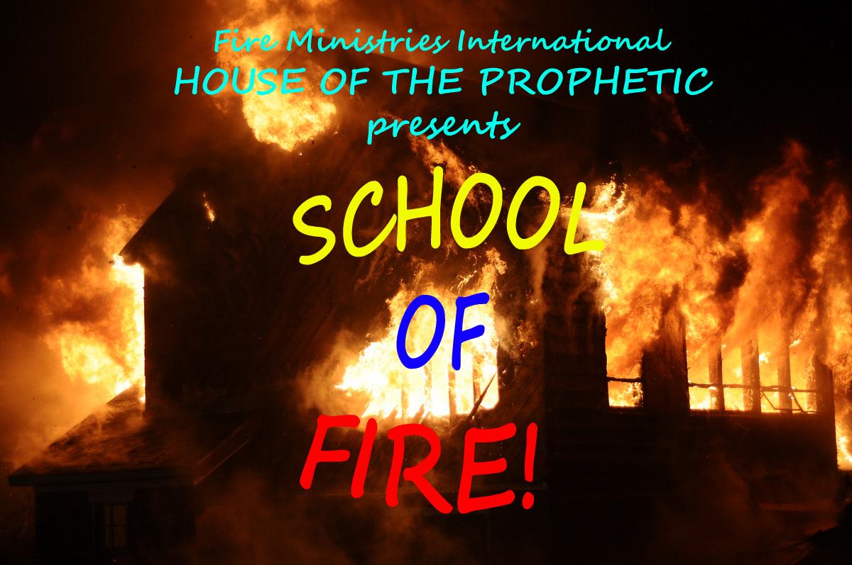 School of Fire April 2014